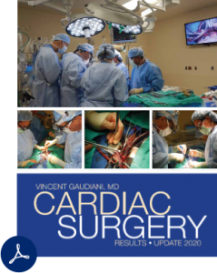 Click to view 2020 cardiac surgery results